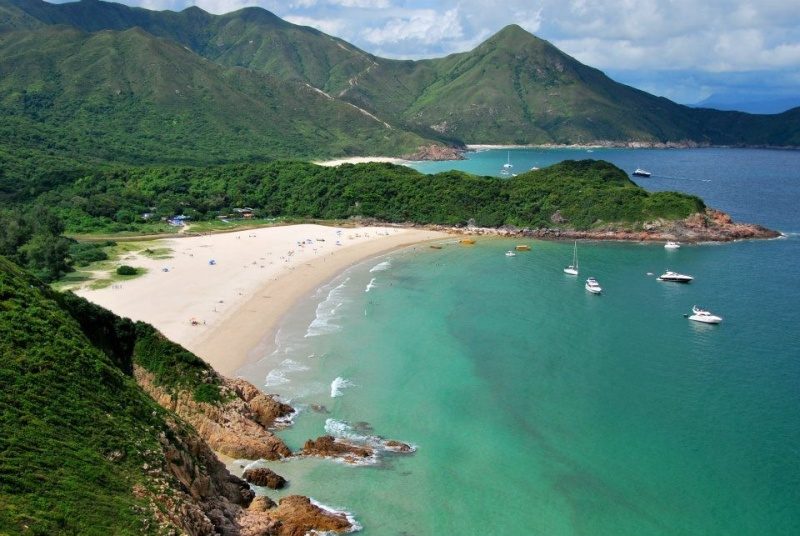 The-Sai-Kung-Beach